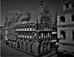 Goldene Waage Frankfurt / Altstadt Frankfurt Project Minecraft Map & Project