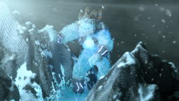 Ice Golem Minecraft