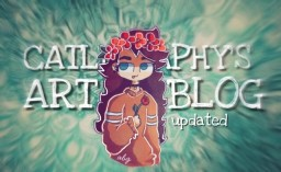 UPDATED ~ Catligraphy's Art Blog Minecraft
