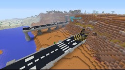 Unnamed Secret Mesa Air Force Base Minecraft Map & Project