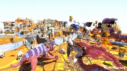 Buildcon entry:Planet-ARP 89 [DOWNLOAD] Minecraft Map & Project
