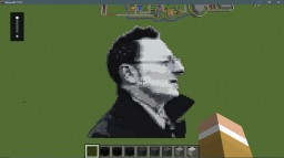 Michael Emerson Minecraft Map & Project