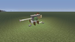 WWII Machine gun pack, .50 cal M2 Browning, .30 cal Browning M1919, MG42 and Maxim MG towed Minecraft