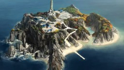 Air Temple Island - Project Korra Server - 1.13 Minecraft