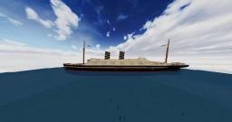 SS Raina Knyaginya Minecraft
