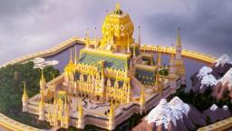 Rumpelstiltskin's Castle Minecraft Map & Project