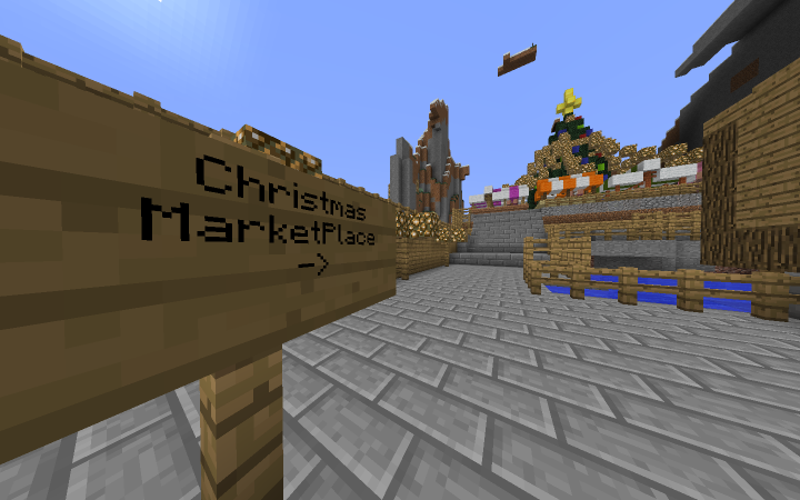 Christmas Marketplace Forever Open !