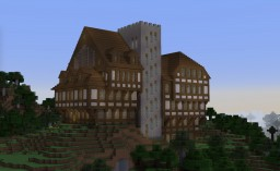 Great Cove Hall Minecraft Map & Project