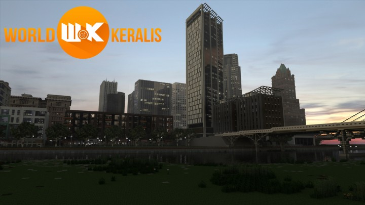 the world of keralis creative server