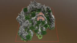 Floating Roman Factions Spawn Minecraft Map & Project