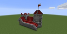 Stronghold Minecraft Map & Project