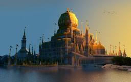 Rumpelstiltskin's Castle Minecraft