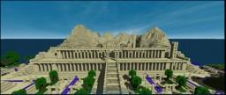 Egypt palace Minecraft Map & Project