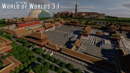 World of Worlds Minecraft Map & Project