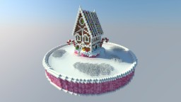 Gingerbread House Minecraft