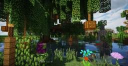 Hidden Paradise Minecraft Map & Project