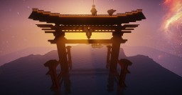 Torii Build Minecraft Map & Project