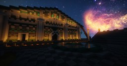 Ancient Greek Theater Minecraft Map & Project