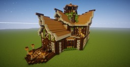 Viking building Minecraft Map & Project