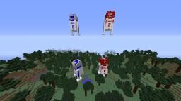 Astromech Droids Mod for Minecraft 1.7.10 & 1.12.2 Minecraft Mod