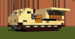 Multiple Launch Rocket System - MLRS Minecraft