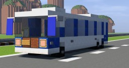 Bus #2 Minecraft Map & Project