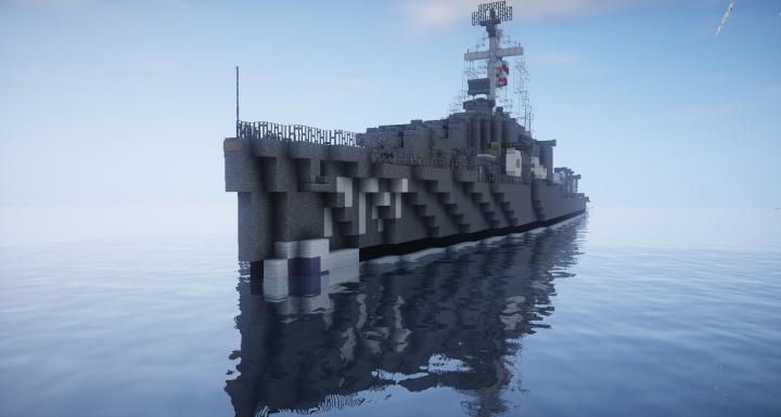 USS Gearing, Gearing Class Destroyer DD-710