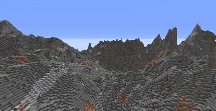 Another view of the mountains.