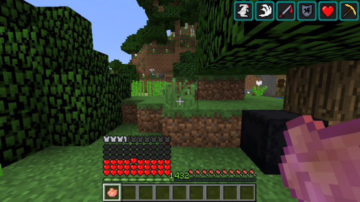 Item for my Naruto adventure map Minecraft Project