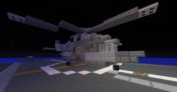 Helicopter - NH90 - Minecraft
