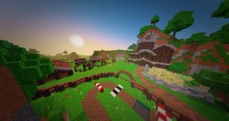 Woodland Farm Minecraft Map & Project