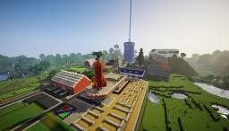 le crazyworld Minecraft Map & Project