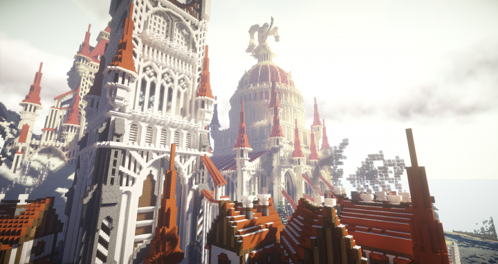 Popular Server Project : Roklavian Capitol | Realm of Allura