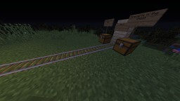 Roller Coaster Map Minecraft Map & Project