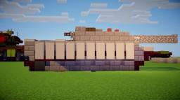 Jagdpanther | WW2 Minecraft Map & Project