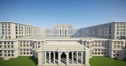 PalaceOfTheParliament 1:1 ( Romania-Bucharest ) Minecraft Map & Project