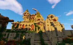 Realms of Drascus- Elven Reign (The Grand Kingdom of Selaen) Minecraft
