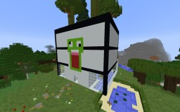 The Frog House Minecraft Map & Project