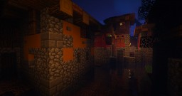 Venice Messy Medieval Minecraft Map & Project