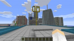 city roleplay Minecraft Map & Project