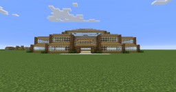 Normal House Minecraft Map & Project