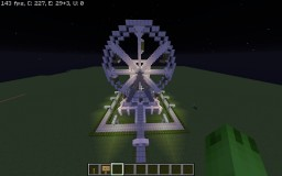 Ferris wheel Minecraft Map & Project