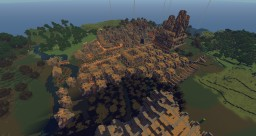 Some sort of city Minecraft Map & Project