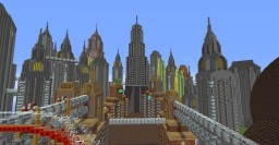 Rapture (Bioshock) Minecraft Map & Project