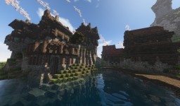 Gisonne&Wizz Minecraft Map & Project