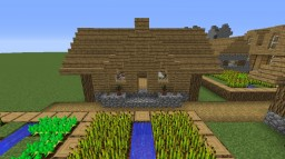 Remodeled Butcher's Shop Minecraft Map & Project