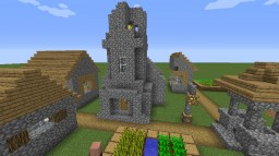 Remodeled Church Minecraft