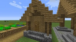 Remodeled Hut Minecraft Map & Project