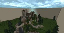 Small conquest_ castle Minecraft Map & Project