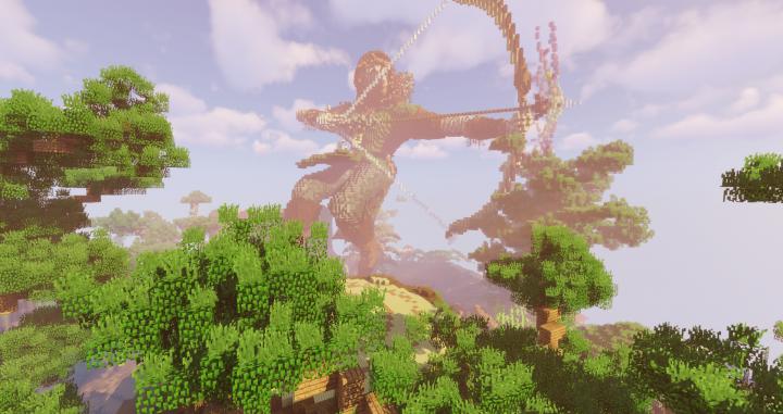 Ingame screenshots w shaders